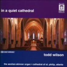 In a Quite Cathedral - CD Audio