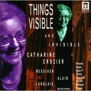 CD Messa di Pentecoste di Olivier Messiaen