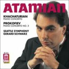 Concert per Pianoforte - CD Audio di Aram Khachaturian
