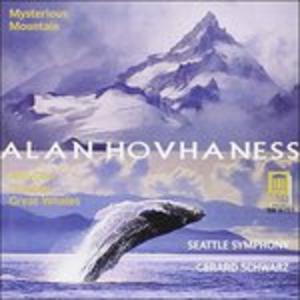 CD Sinfonia n.2 'mysterious Mountain', Prayer of St. Gregory Op.62b di Alan Hovhaness