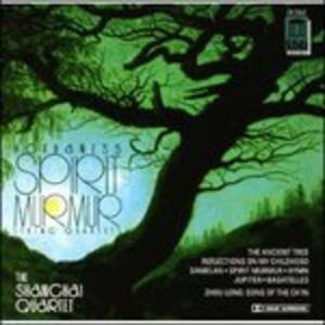 4 Bagatelle - Quartetti per archi nn.1-4 - CD Audio di Alan Hovhaness