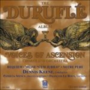 Requiem op.9 - CD Audio di Maurice Duruflé