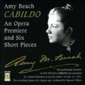 Cabildo - CD Audio di Amy Beach