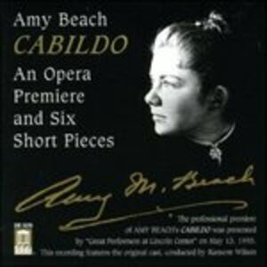 CD Cabildo di Amy Beach