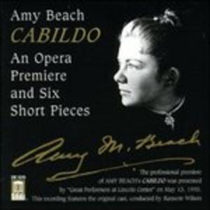 CD Cabildo di Amy Beach