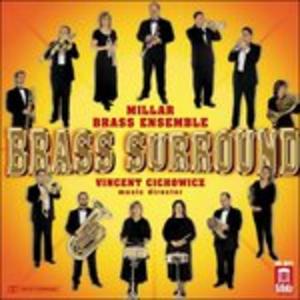 CD Brass Surround
