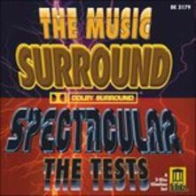 Music Dolby Surround Spec - CD Audio