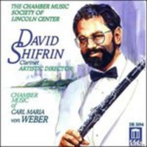 CD Chamber Music di Carl Maria Von Weber