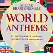 World Anthems - CD Audio