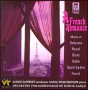 A French Romance - CD Audio di Carol Rosenberger