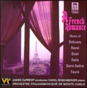 CD A French Romance