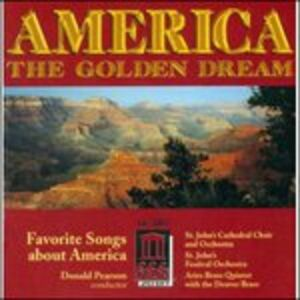 CD Favorite Songs About America