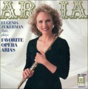 Arie D'opera Arrangiate per Flauto Traverso, Oboe e Pianoforte - CD Audio