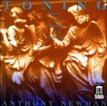 Toning - Music for Healing and Energy - CD Audio di Anthony Newman