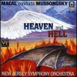 Quadri di un'esposizione (Pictures at an Exhibition) - CD Audio di Modest Petrovich Mussorgsky,Zdenek Macal,New Jersey Symphony Orchestra