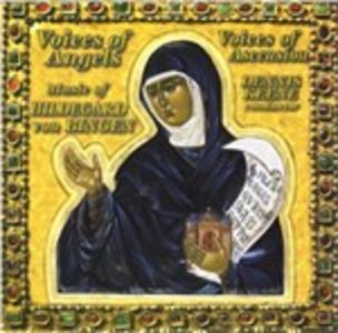 CD Voices of Angels di Hildegard von Bingen