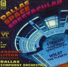 Così Parlò Zarathustra Op.30 Trv 176 - CD Audio di Richard Strauss,Andrew Litton