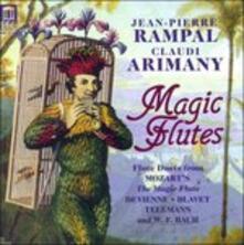 Magic Flutes - Duetti per Flauto - CD Audio di Jean-Pierre Rampal