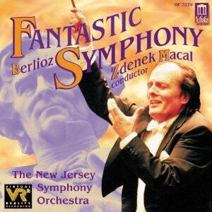 Sinfonia fantastica (Symphonie fantastique) - CD Audio di Hector Berlioz