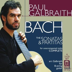 CD Sonate - Partite di Johann Sebastian Bach