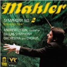 Sinfonia n.2 - CD Audio di Gustav Mahler