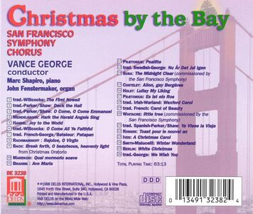 CD Christmas By the Bay  1