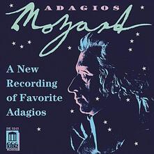 Adagios Mozart - CD Audio di Wolfgang Amadeus Mozart