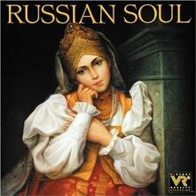 Russian Soul - CD Audio di Constantine Orbelian,Moscow Chamber Orchestra