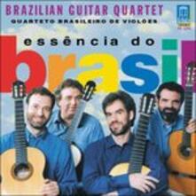 Essencia Do Brasil - CD Audio