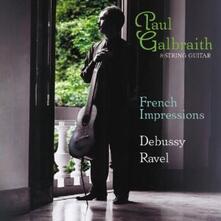 French Impressions - CD Audio di Claude Debussy