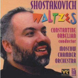 CD Valzer di Dmitri Shostakovich