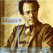 Sinfonia n.4 - CD Audio di Gustav Mahler