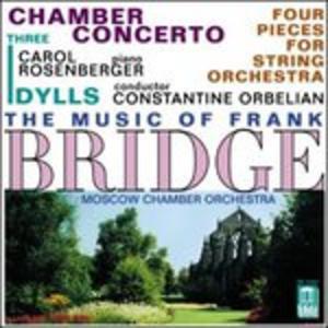 CD Concerto da Camera per Pianoforte e Archi