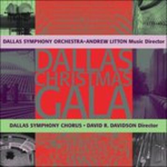 Dallas Christmas Gala - CD Audio