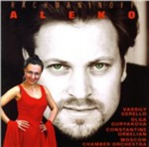 CD Aleko di Sergei Vasilevich Rachmaninov