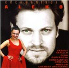 Aleko - CD Audio di Sergej Vasilevich Rachmaninov,Constantine Orbelian,Moscow Chamber Orchestra