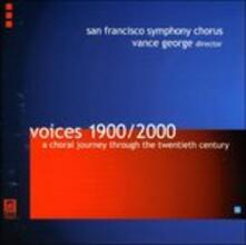 1900-2000. Un viaggio corale attraverso il XX secolo - CD Audio