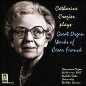 CD Great Organ Works di César Franck
