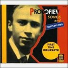 Songs & Romances -Complet - CD Audio di Sergej Sergeevic Prokofiev