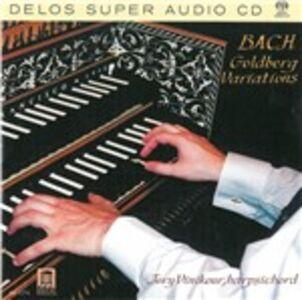 CD Variazioni Goldberg di Johann Sebastian Bach 0