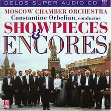 Showpieces & Encores - SuperAudio CD