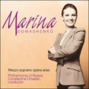 Arie d'opera - CD Audio di Constantine Orbelian,Marina Domaschenko