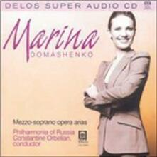 Arie d'opera - SuperAudio CD ibrido di Constantine Orbelian,Marina Domaschenko