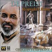 Respighi's Rome - CD Audio di Ottorino Respighi