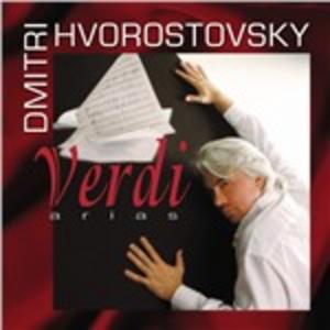 CD Arie d'opera di Giuseppe Verdi