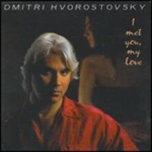 Antiche romanze russe - CD Audio di Dmitri Hvorostovsky