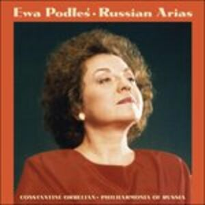 CD Russian Arias