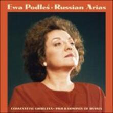 Russian Arias - CD Audio di Ewa Podles