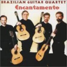 Encantamento - CD Audio di Brazilian Guitar Quartet