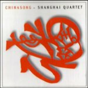 Chinasong. Canti Popolari Cinesi - CD Audio
